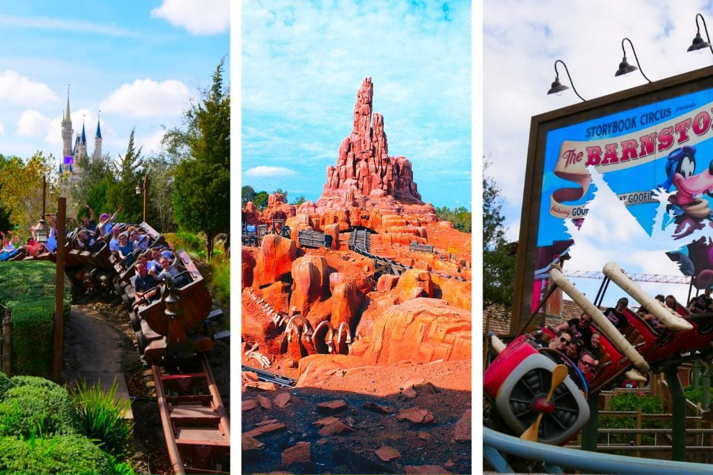 Fabulous List Of The (Absolute) Best Rides At Magic