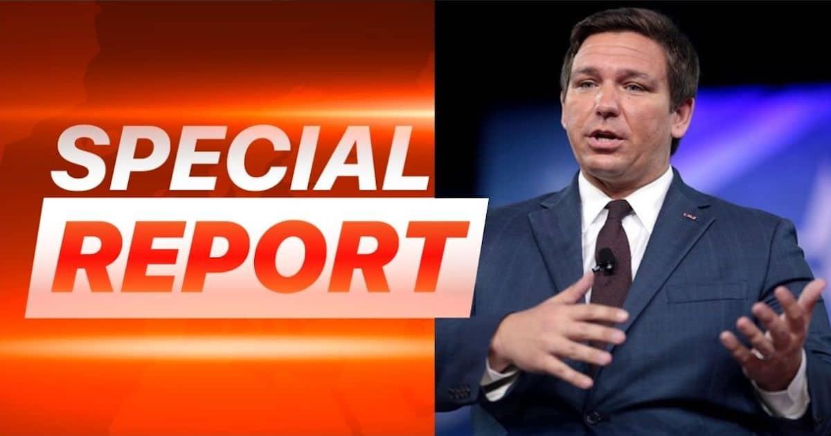 Governor Desantis Claims Mass Exodus Coming To Florida