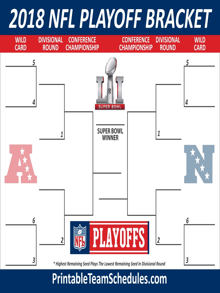 Printable Nfl Payoff Schedule 2019-2020 - Calendar